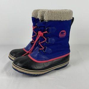 ✨3/$25✨Sorel Faux Fur Grape Juice Winter Boot - 6